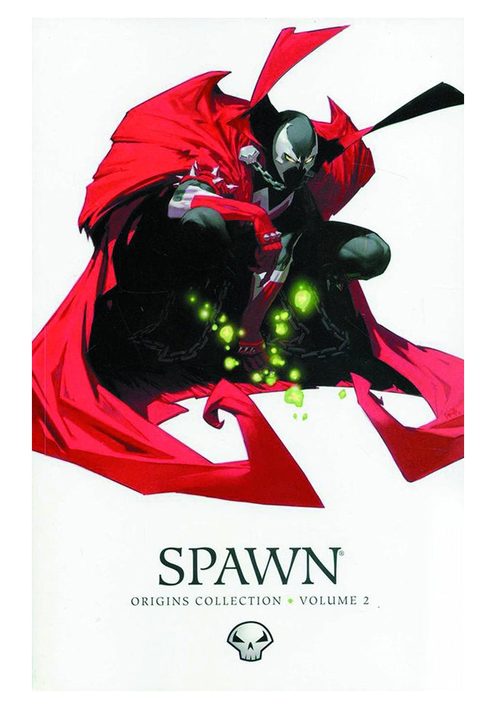 IMAGE COMICS Spawn Origins Vol. 2 Graphic Novel