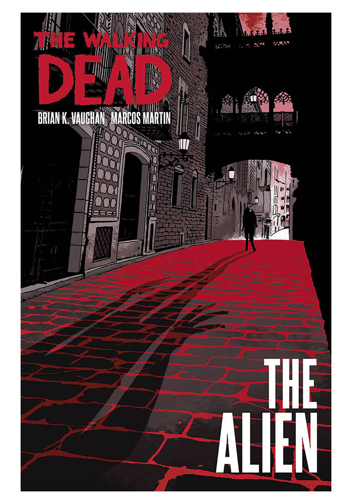 IMAGE COMICS The Walking Dead: The Alien Hardcover Graphic Novel
