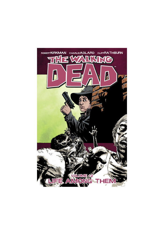 IMAGE COMICS The Walking Dead Vol. 12: Life Among Them Graphic Novel