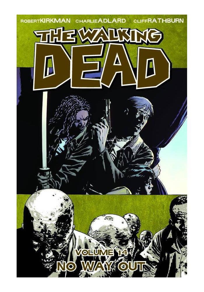 IMAGE COMICS The Walking Dead Vol. 14: No Way Out Graphic Novel
