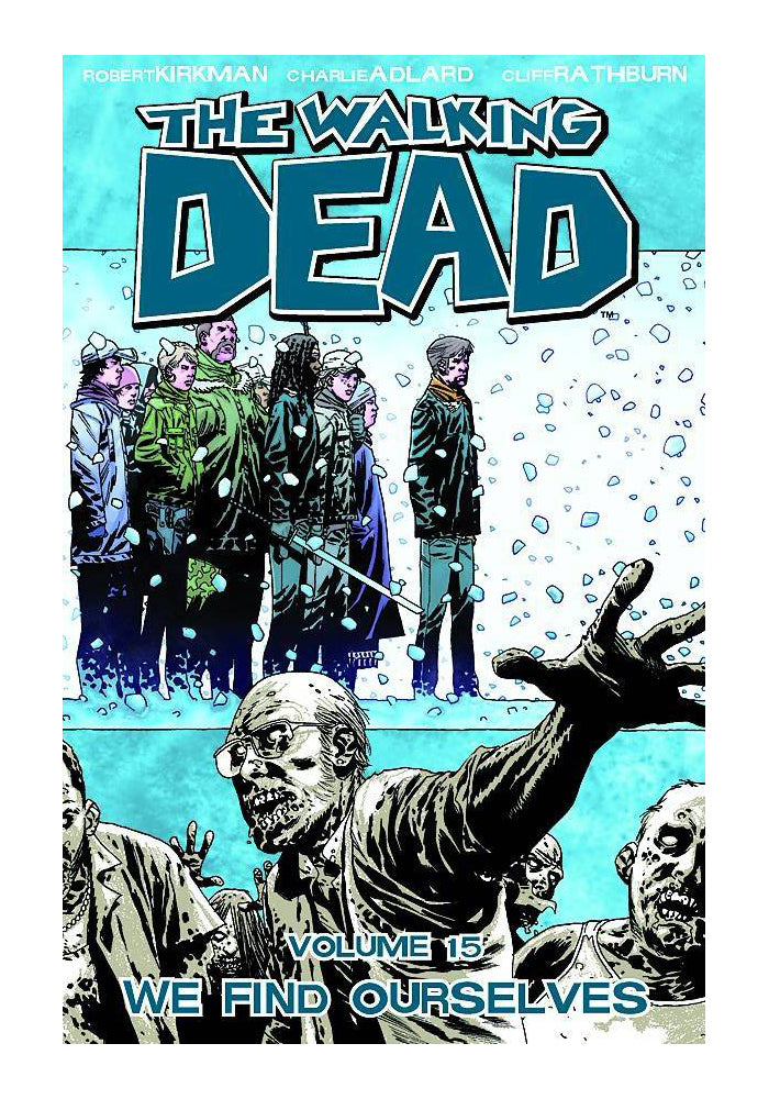 IMAGE COMICS The Walking Dead Vol. 15: We Find Ourselves Graphic Novel