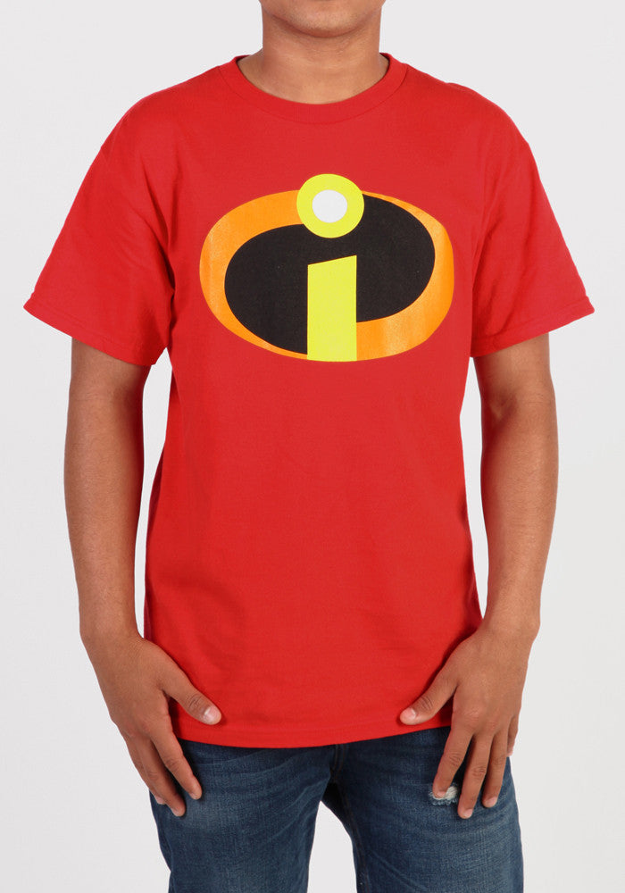 INCREDIBLES The Incredibles Logo T-Shirt