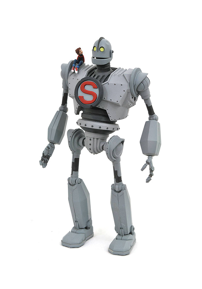 IRON GIANT Iron Giant Select 9-Inch Action Figure