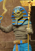 IRON MAIDEN Iron Maiden Powerslave Eddie Pharoah 8-Inch Clothed Action Figure