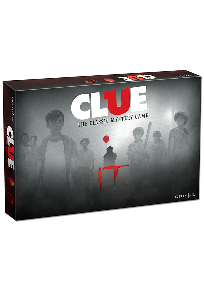 IT Clue: IT Board Game