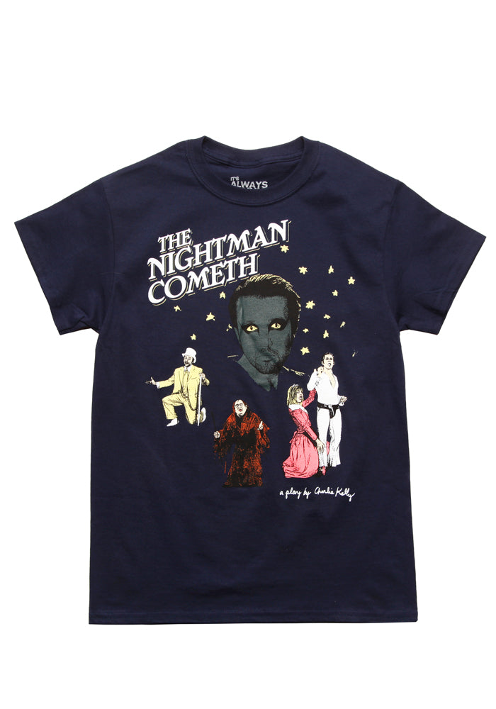 IT'S ALWAYS SUNNY IN PHILADELPHIA The Nightman Cometh T-Shirt