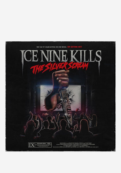 Ice Nine Kills The Silver Scream Cd With Autographed