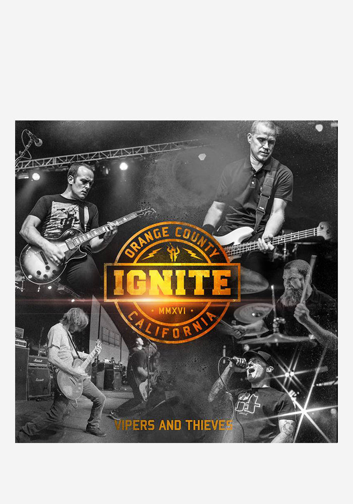 "IGNITE Vipers And Thieves 7"" (Color)"