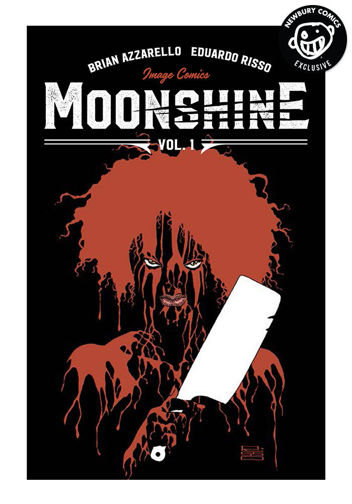 IMAGE COMICS Moonshine Vol 1 Exclusive Variant Graphic Novel
