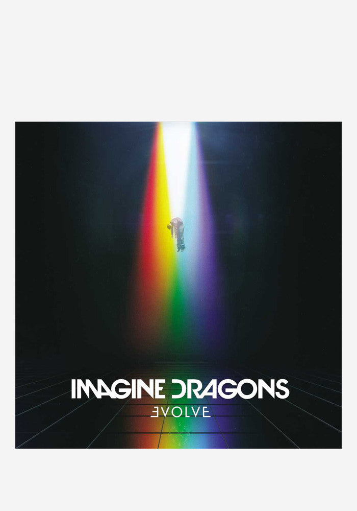Imagine Dragons Evolve Lp Vinyl Newbury Comics