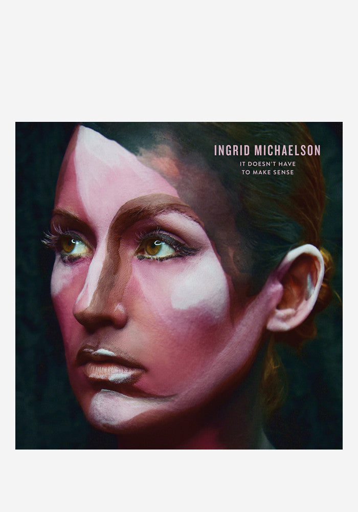 INGRID MICHAELSON It Doesn't Have To Make Sense With Autographed CD Digipak