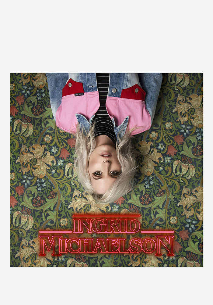 INGRID MICHAELSON Stranger Songs CD With Autographed Booklet