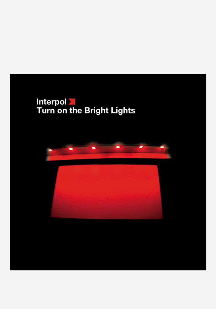 INTERPOL Turn On The Bright Lights  LP