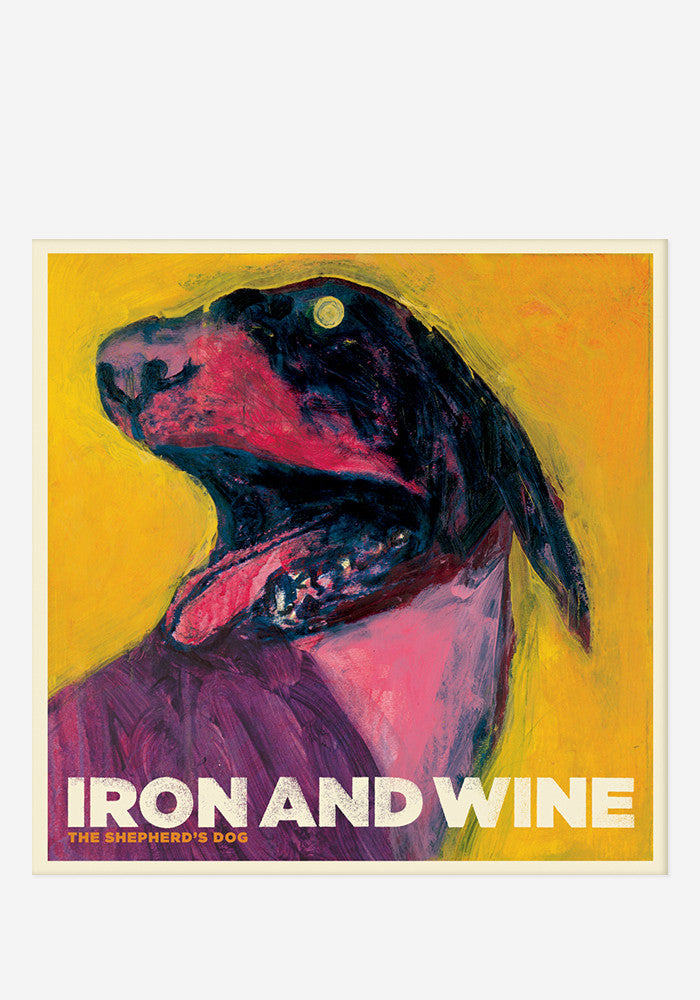 IRON AND WINE The Shepherd's Dog LP