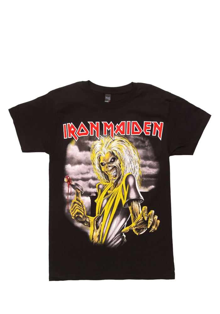 IRON MAIDEN Killers Cover T-Shirt
