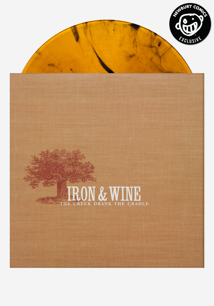 IRON AND WINE The Creek Drank The Cradle Exclusive LP