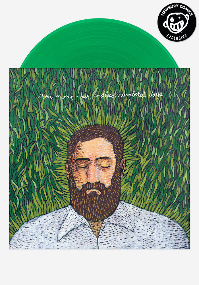 IRON AND WINE Our Endless Numbered Days Exclusive LP
