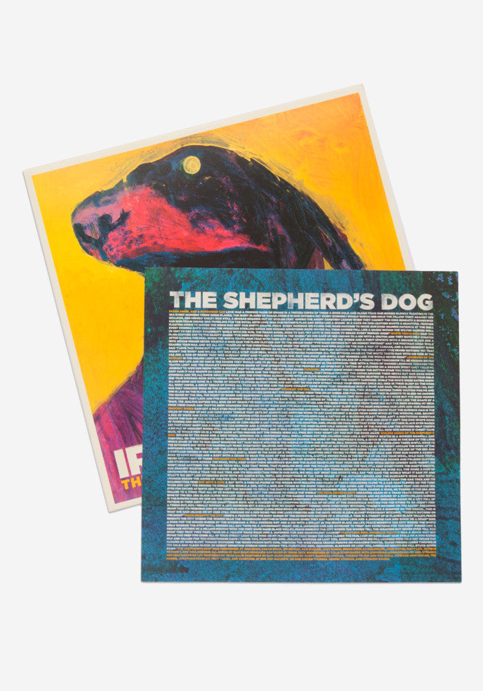 IRON AND WINE The Shepherd's Dog Exclusive LP