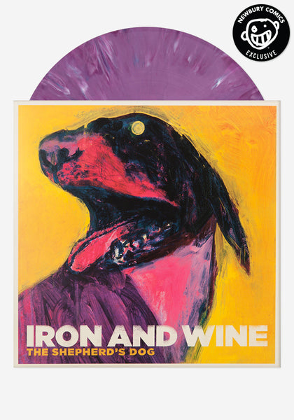 Iron And Wine The Shepherd S Dog Flightless Bird American Mouth