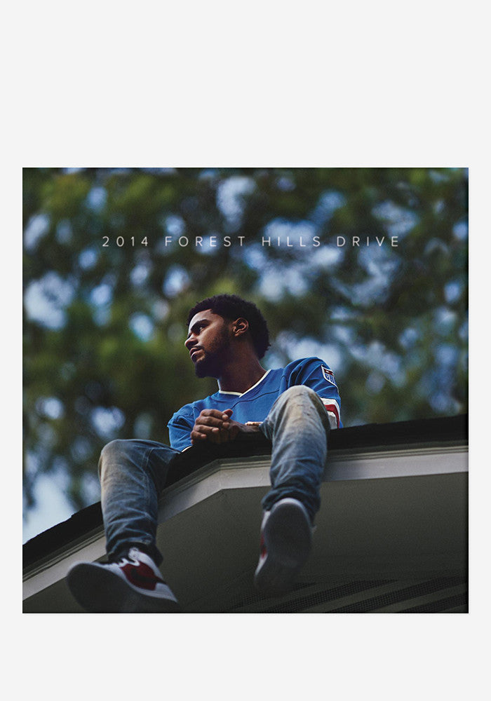 J. COLE 2014 Forest Hills Drive  2 LP