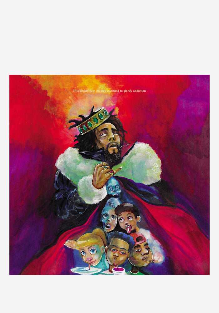 J. COLE KOD LP