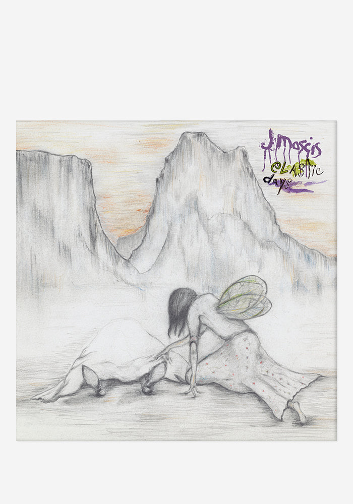 J MASCIS Elastic Days CD With Autographed Digipak