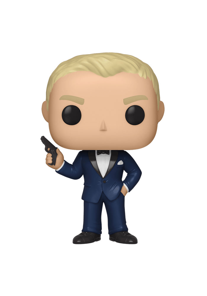 JAMES BOND Funko Pop! Movies: James Bond - James Bond From Casino Royale
