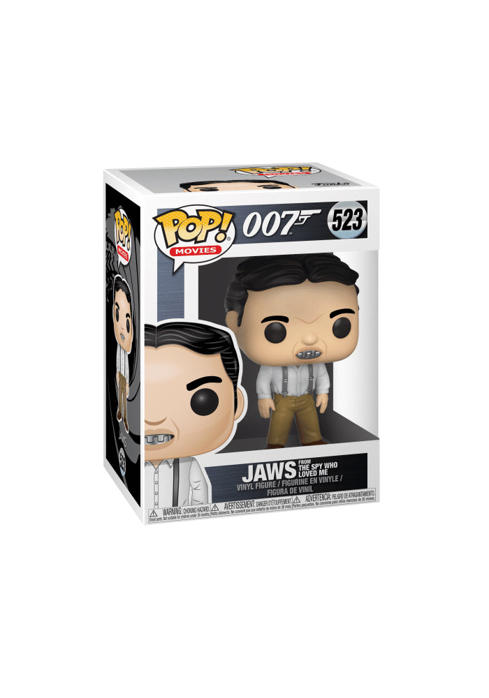 Movies POP FUNKO 007 523 Jaws from The spy who loves me