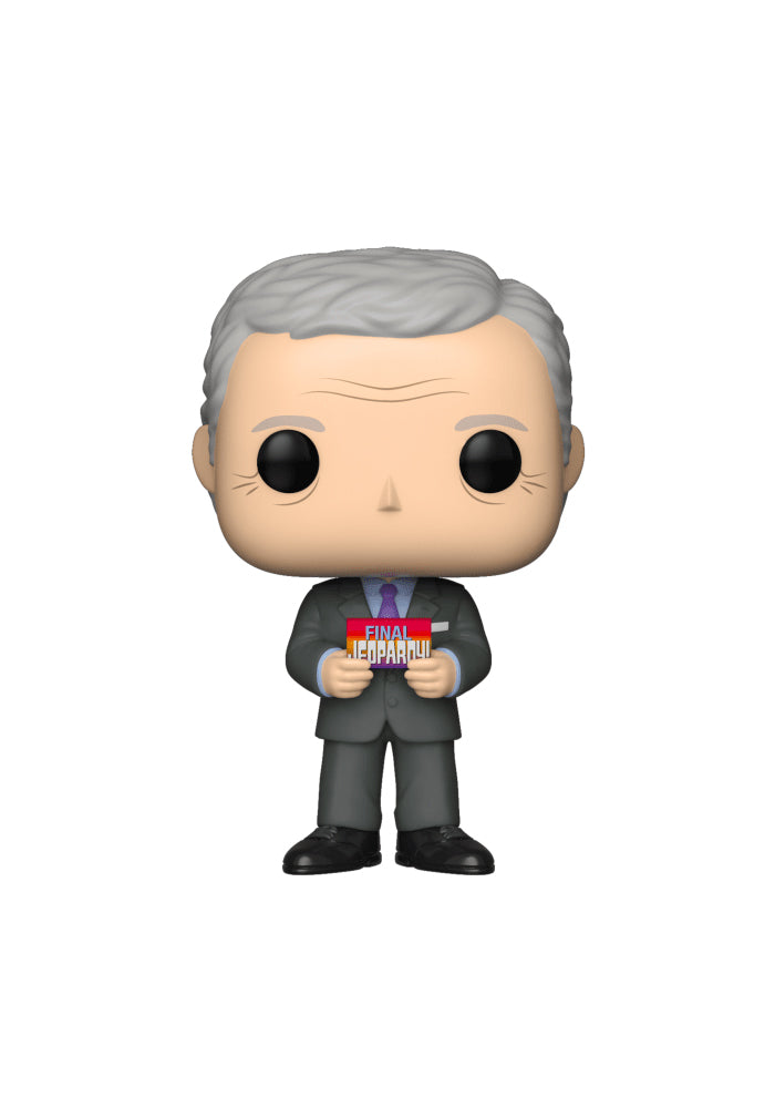JEOPARDY Funko Pop! TV: Jeopardy - Alex Trebek