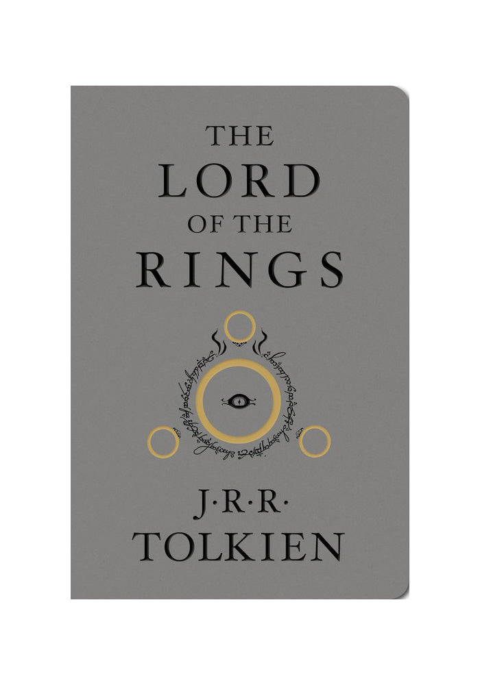 J.R.R. TOLKIEN The Lord of the Rings Deluxe Edition