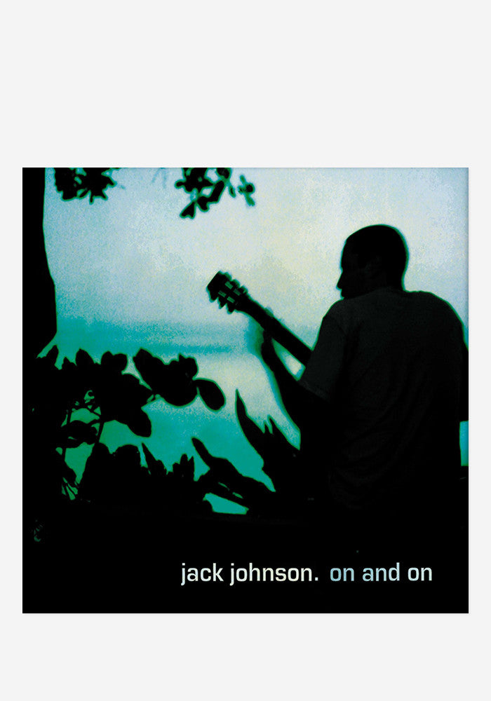 JACK JOHNSON On And On LP
