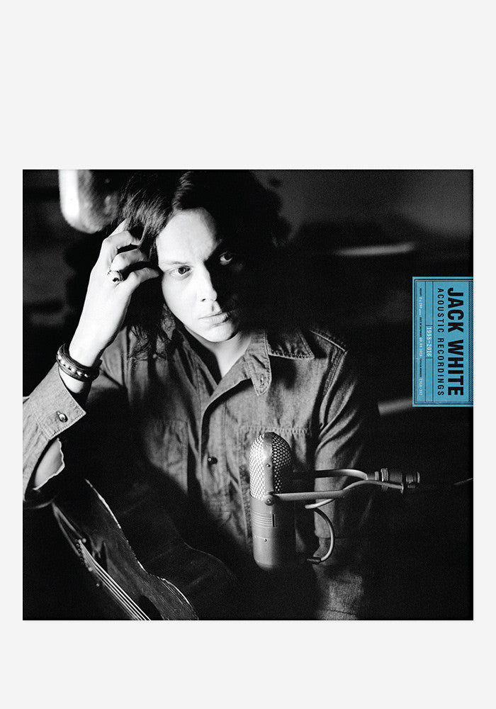 JACK WHITE Acoustic Recordings 1998-2016 2 LP