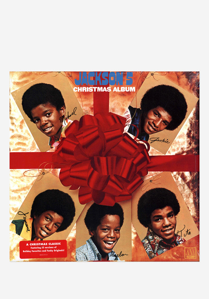 THE JACKSON 5 Jackson 5 Christmas Album