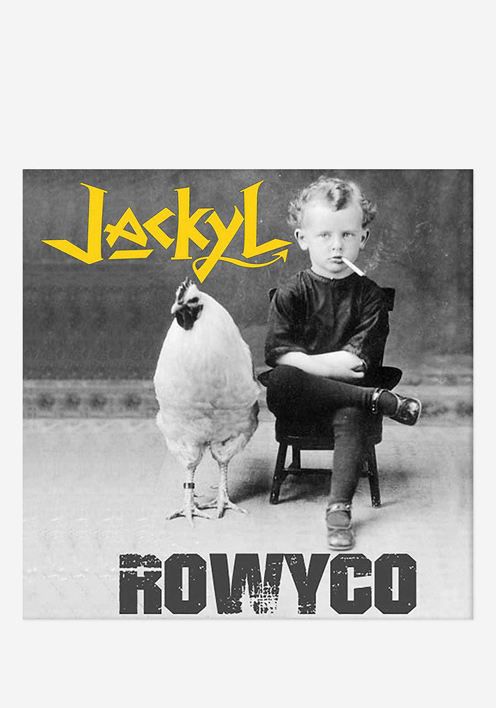 JACKYL ROWYCO With Autographed CD Booklet
