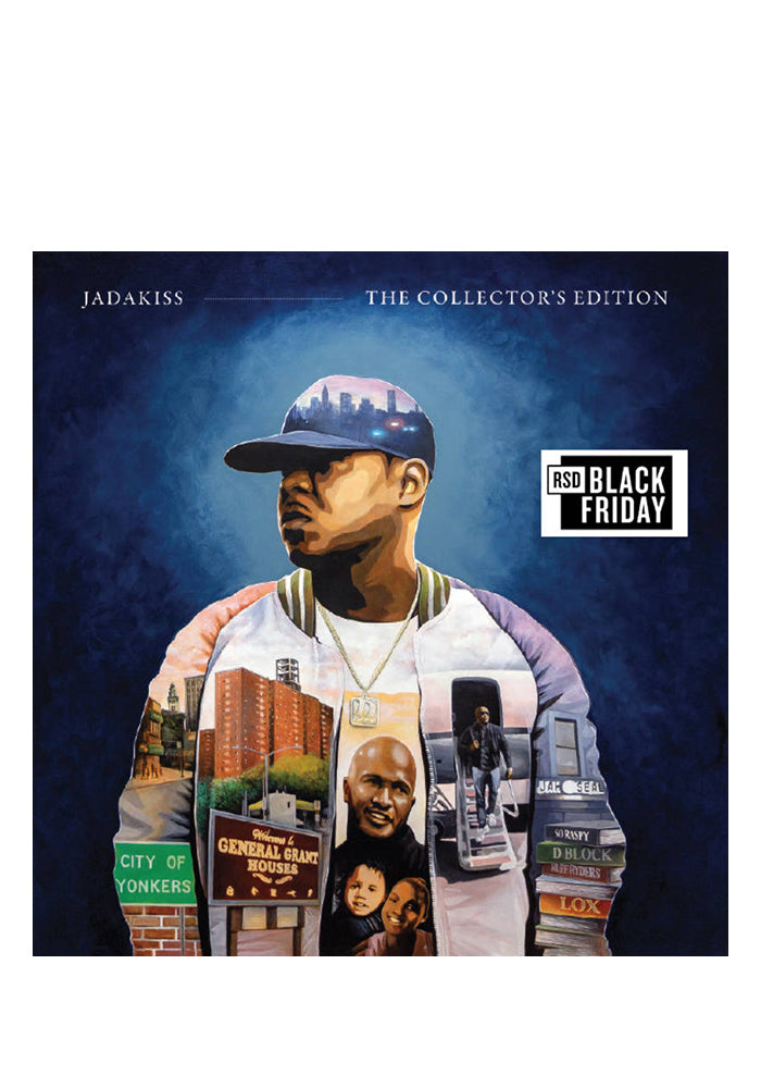 JADAKISS The Collector's Edition 2LP (Color)