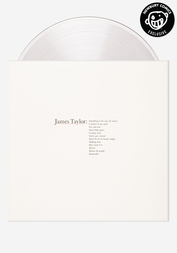 JAMES TAYLOR James Taylor's Greatest Hits Exclusive LP