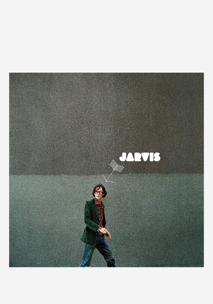 JARVIS COCKER The Jarvis Cocker Record LP (Color) + 7""