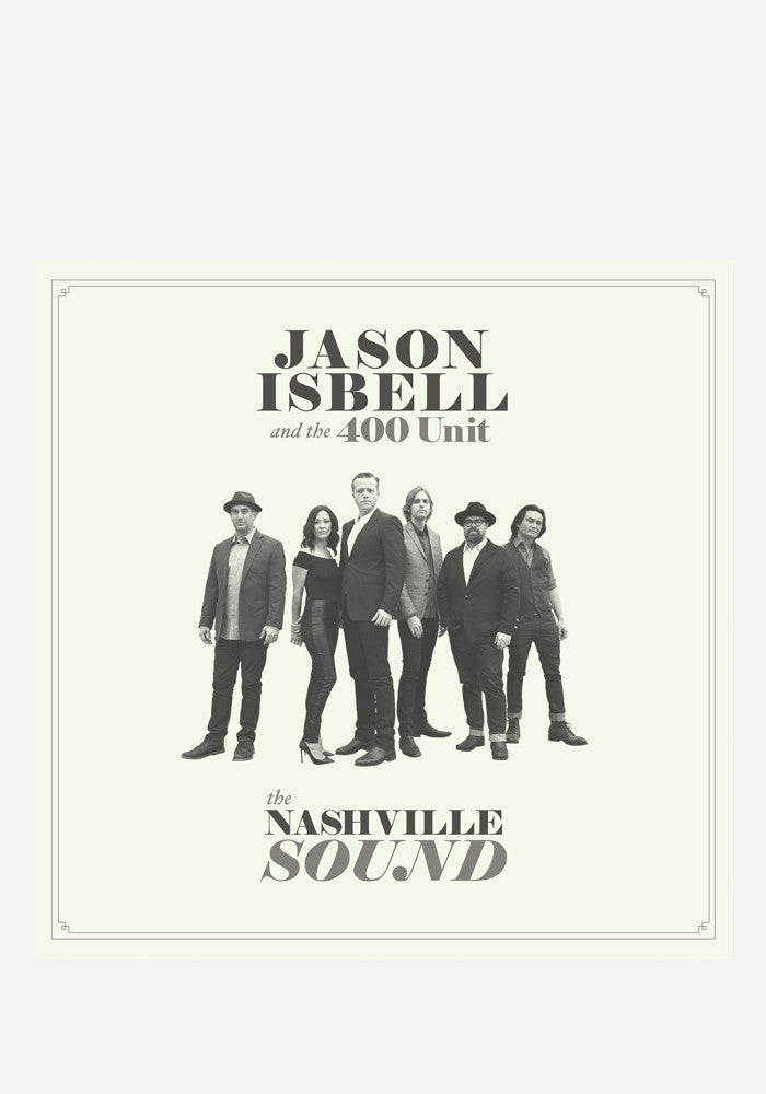 JASON ISBELL The Nashville Sound LP