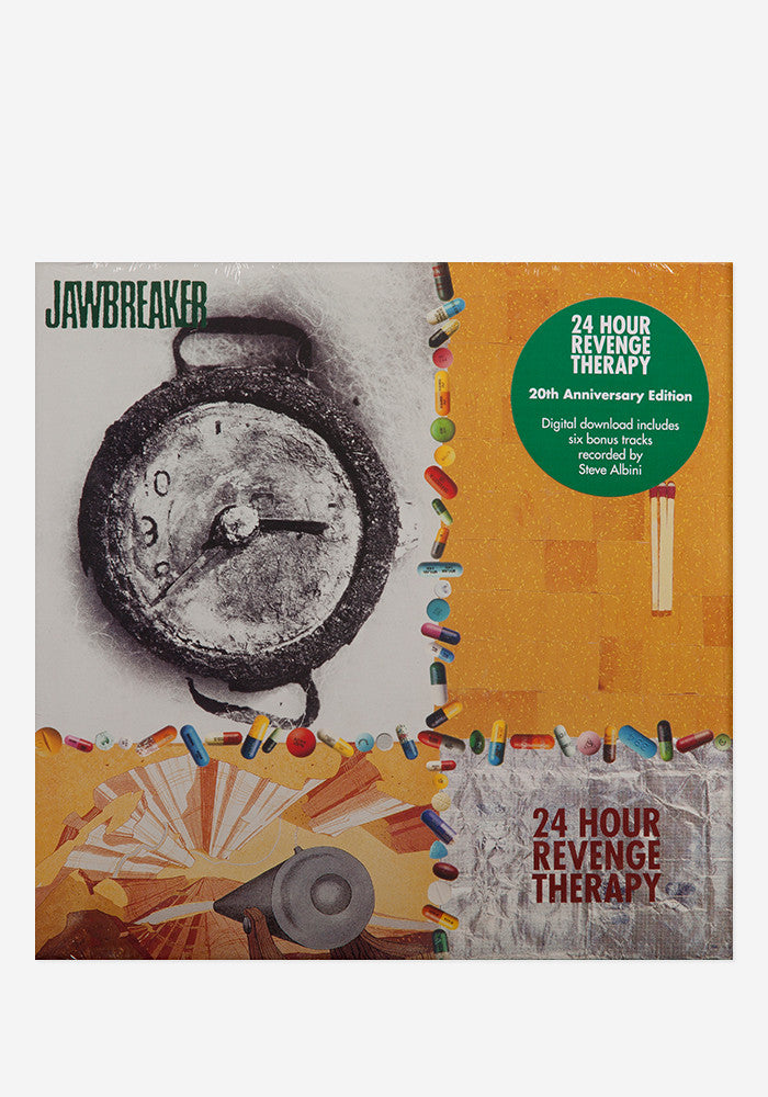 JAWBREAKER 24 Hour Revenge Therapy LP