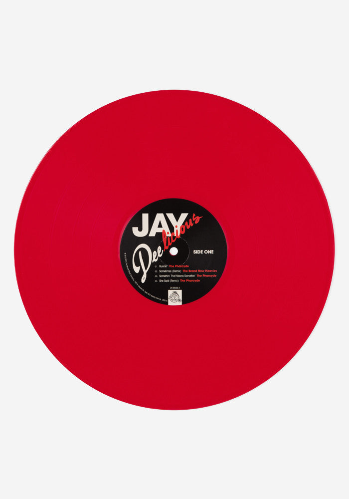 JAY DEE Jay Deelicious: The Delicious Vinyl Years Exclusive 3-LP