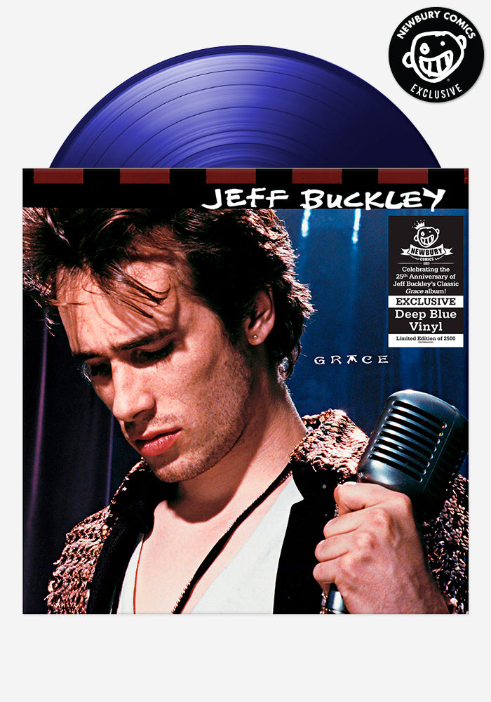 Jeff Buckley Grace LP Record
