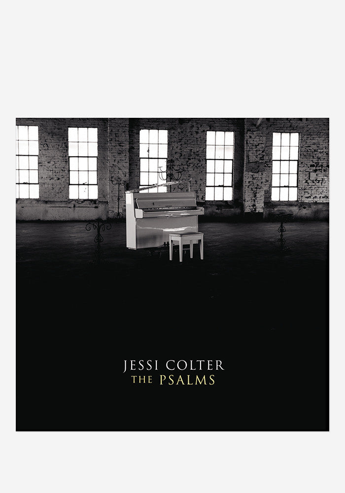 JESSI COLTER The Psalms With Autographed CD Booklet