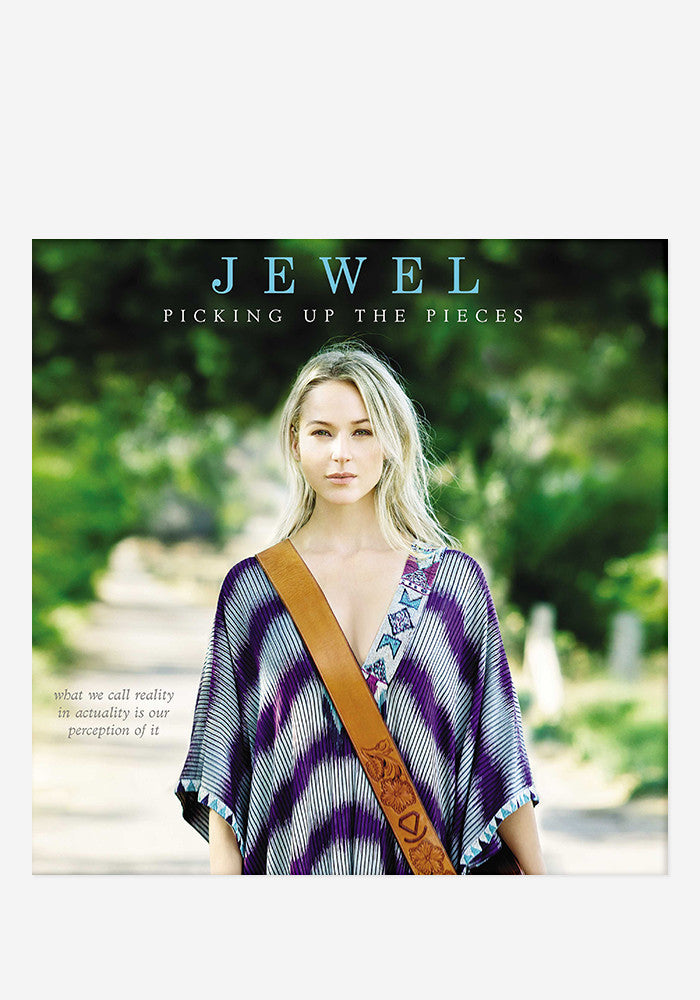 JEWEL Picking Up The Pieces With Autographed CD Digipak