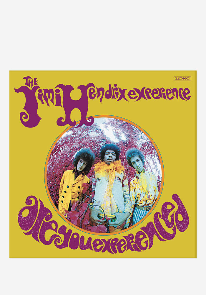 JIMI HENDRIX Are You Experienced? LP