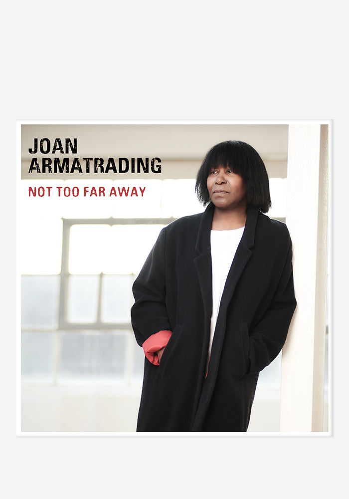 JOAN ARMATRADING Not Too Far Away With Autographed CD Booklet