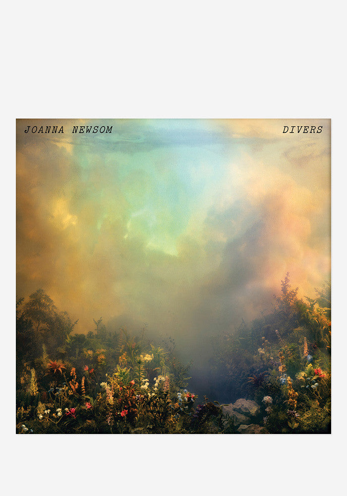JOANNA NEWSOM Divers 2 LP