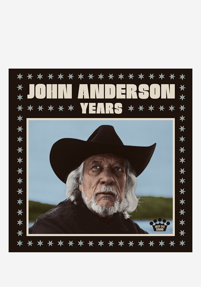 JOHN ANDERSON Years CD (Autographed)