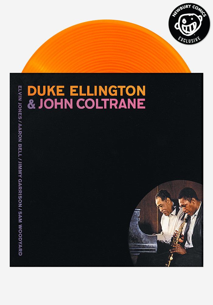 JOHN COLTRANE Ellington/Coltrane Exclusive LP