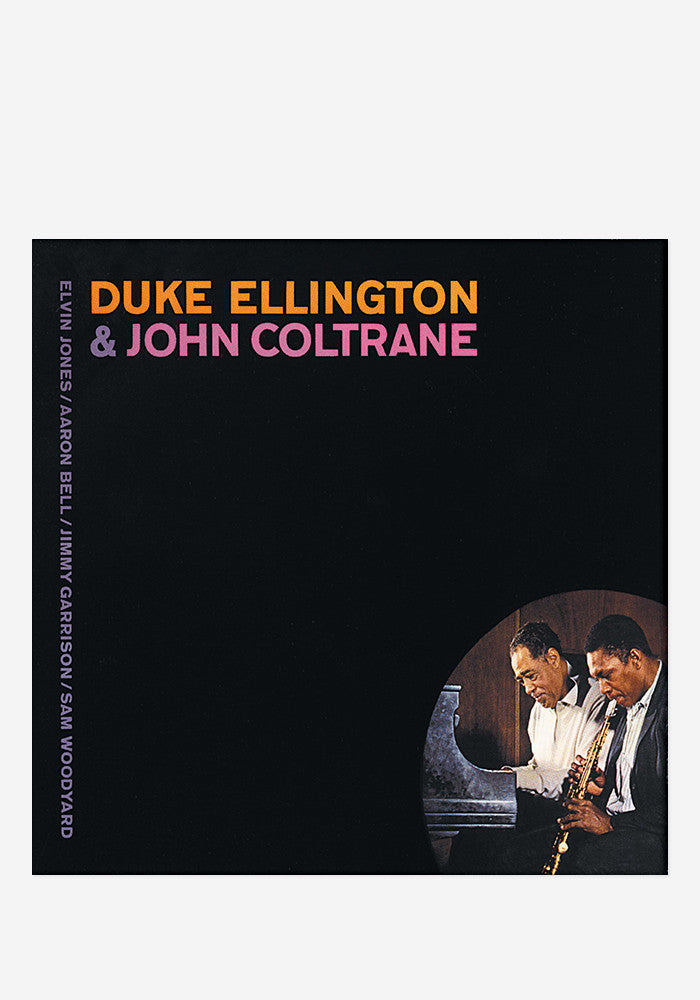 JOHN COLTRANE Ellington & Coltrane LP