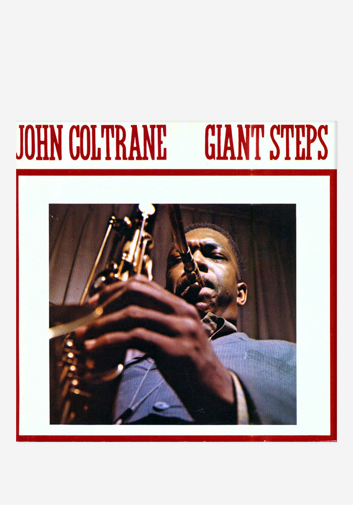 JOHN COLTRANE Giant Steps  LP